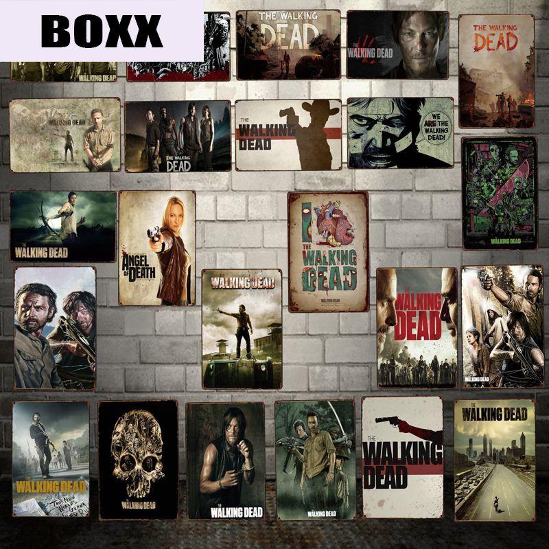 "47 The Walking Dead TV Series Show Season 24/""x36/"" Poster"