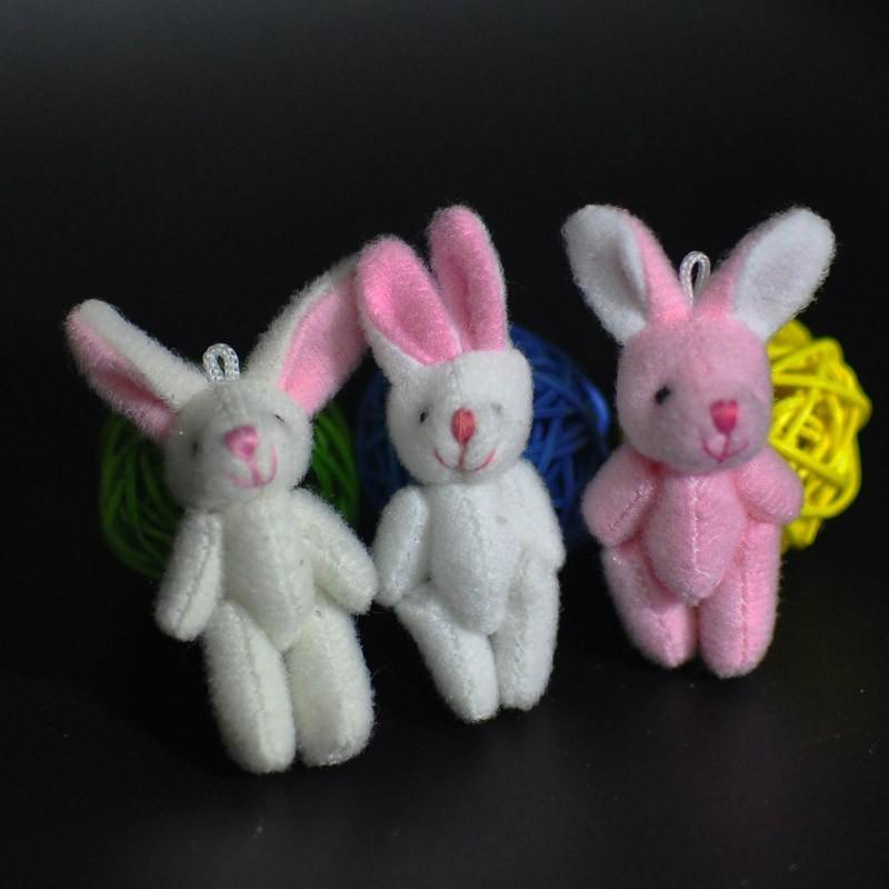 4.5CM Plush Rabbit Bunny 5