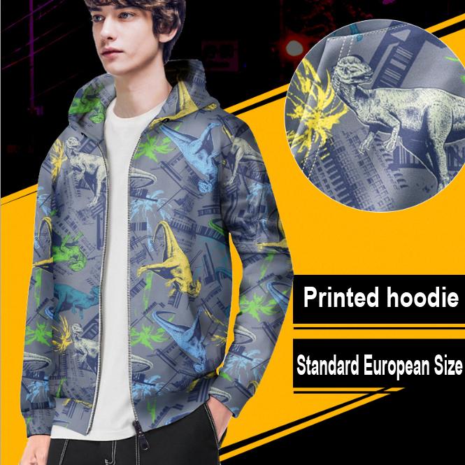 Alleeye Men Winter Sweatsuit Fashion Loose Tracksuits Zipper Camouflage Sport Hooded Sweatshirts Jacket Pants