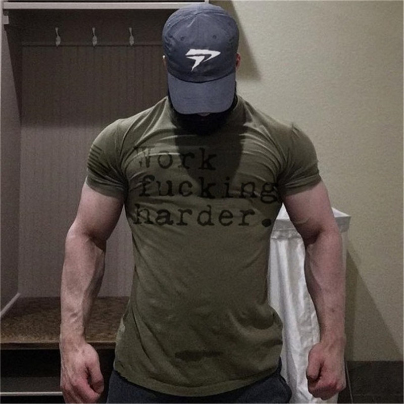 2018-New-Mens-Summer-Bodybuilding-cotton-Short-sleeve-t-shirt-Gyms-Fitness-shirts-male-casual-workout.jpg_640x640 (4)