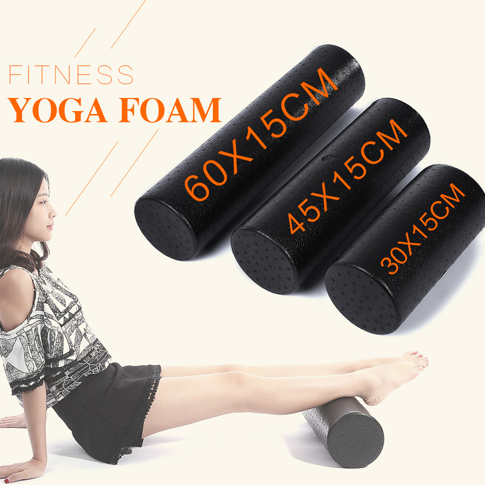 Grille Mousse Massage Rouleau Sportif Blessure Gym Yoga Pilates Th/érapie Exercice Physio