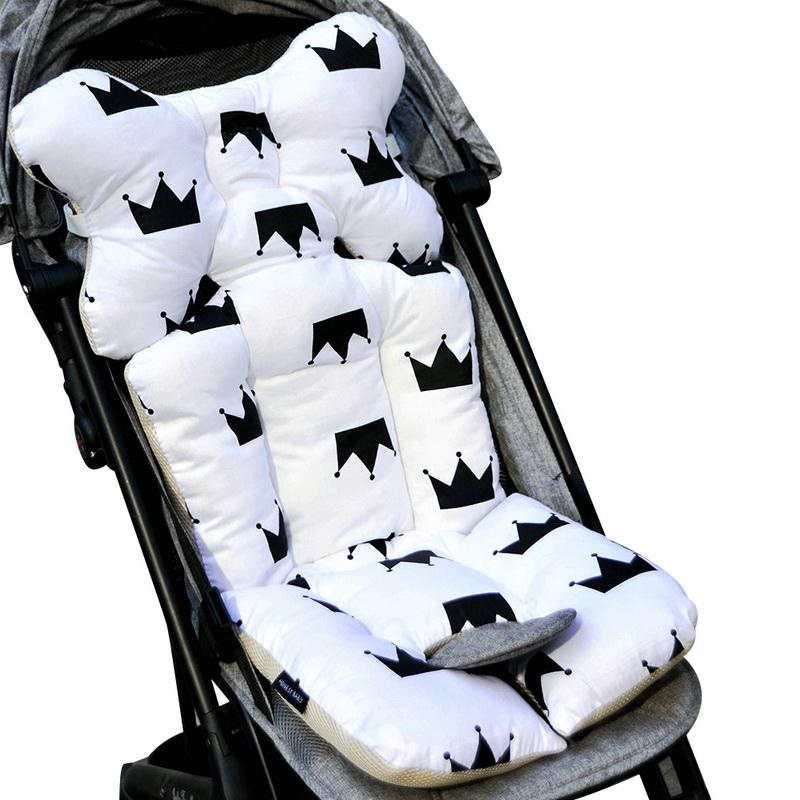 Nouveau-né bébé enfant siège de voiture Poussette landau Coussin chaise Coussin Liner Mat Corps Support