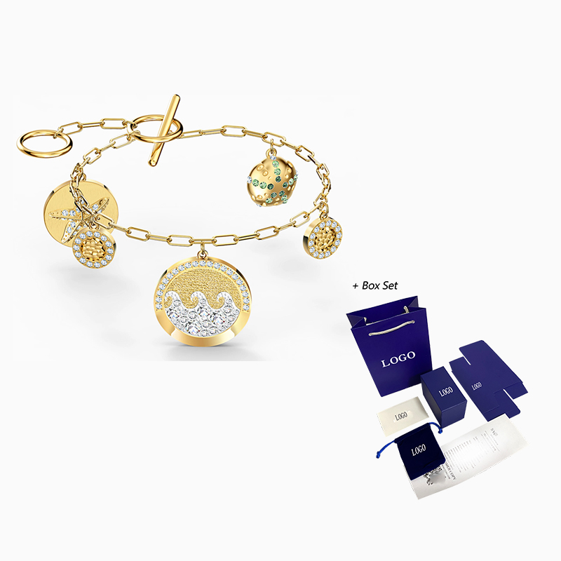 Cats Eye Glass Ball Multi-Color Dangle Charm for European Bead Slide Bracelets Fashion Jewelry for Women Man