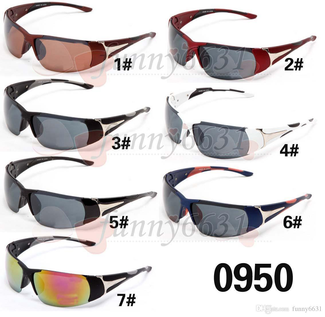 MOQ=cheap price summer man Bicycle Glass Mens outdoor sport Sunglasses woman driving sunglasses wind glasses
