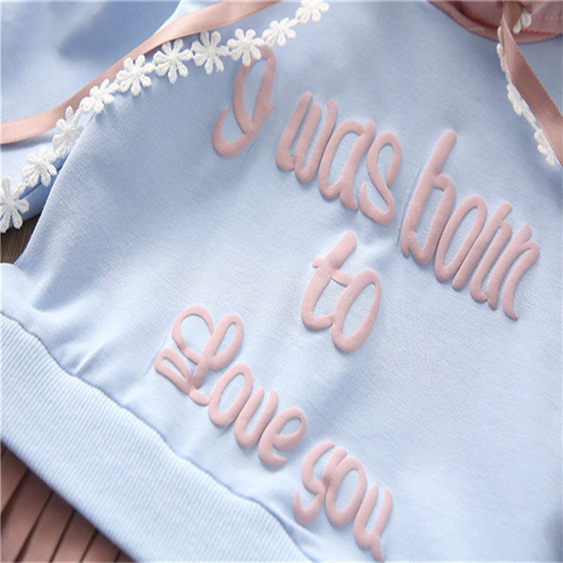 Winter Long Sleeve Girl Clothes Girls Dress Toddler Baby Kids Girls Letter Printed Hooded Princess Dress Clothes Dress S05#F (11)