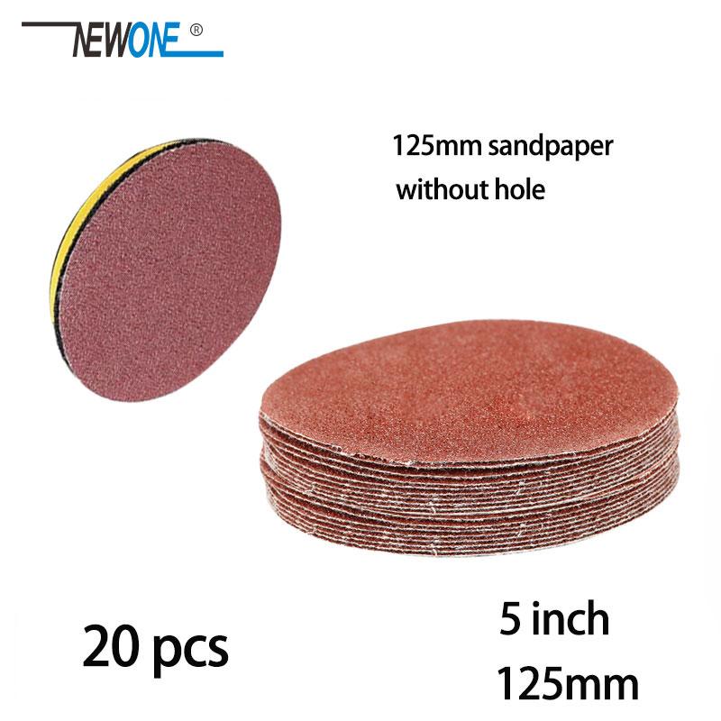 2inch Sander Disc Sanding Polish Backer Hook Loop Plate 3mm Shank Fit OJ