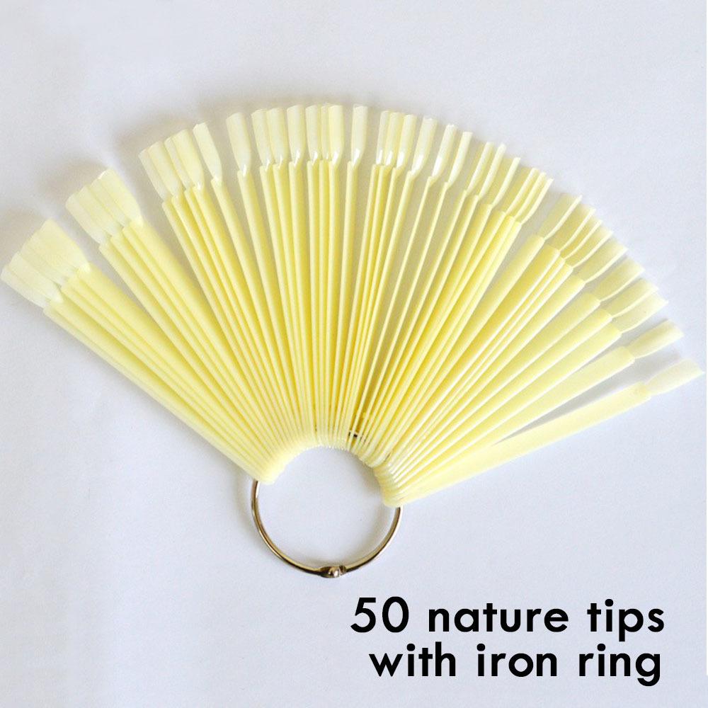 50 nature iron ring