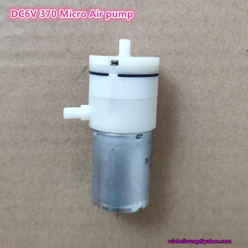 1pcs DC Mini-pumps DC12V-15V Dual Vacuum pump air pump Diaphragm
