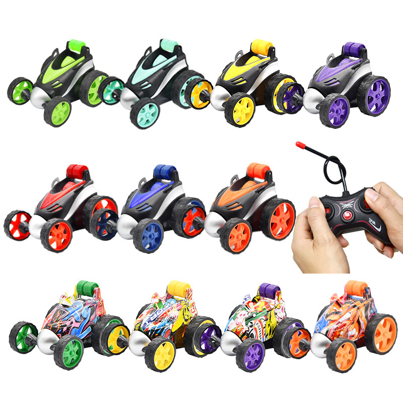 High Speed Ferngesteuert RC Stunt Car Buggy Auto Rennauto Kinder Spielzeug Xmas