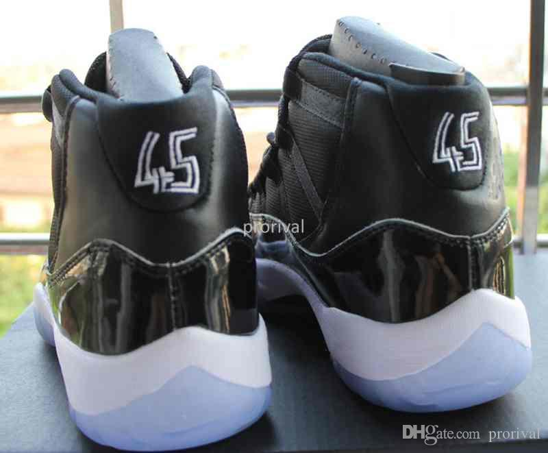 Hot Selling 11 XI Space Jam 45 Basketball Shoes For Men,Top Quality Mens 11s Sports Shoe Athletic Sneakers Trainers Size US 7-11