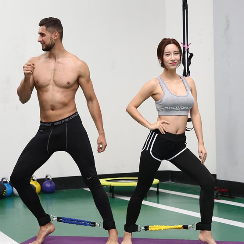 Kinetx Bandes de résistance fesses jambes élastiques Butt Exercice Bandes Boucle Exercice Bande