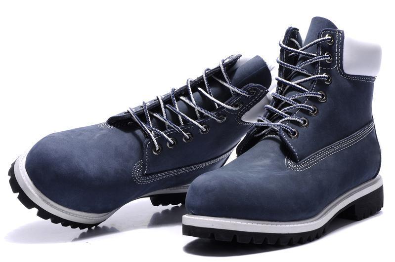 Men`s Ankle Basic Contrast Collar Boot Waterproof Boot Men Women Leather Outdoor Boots EUR 36-46
