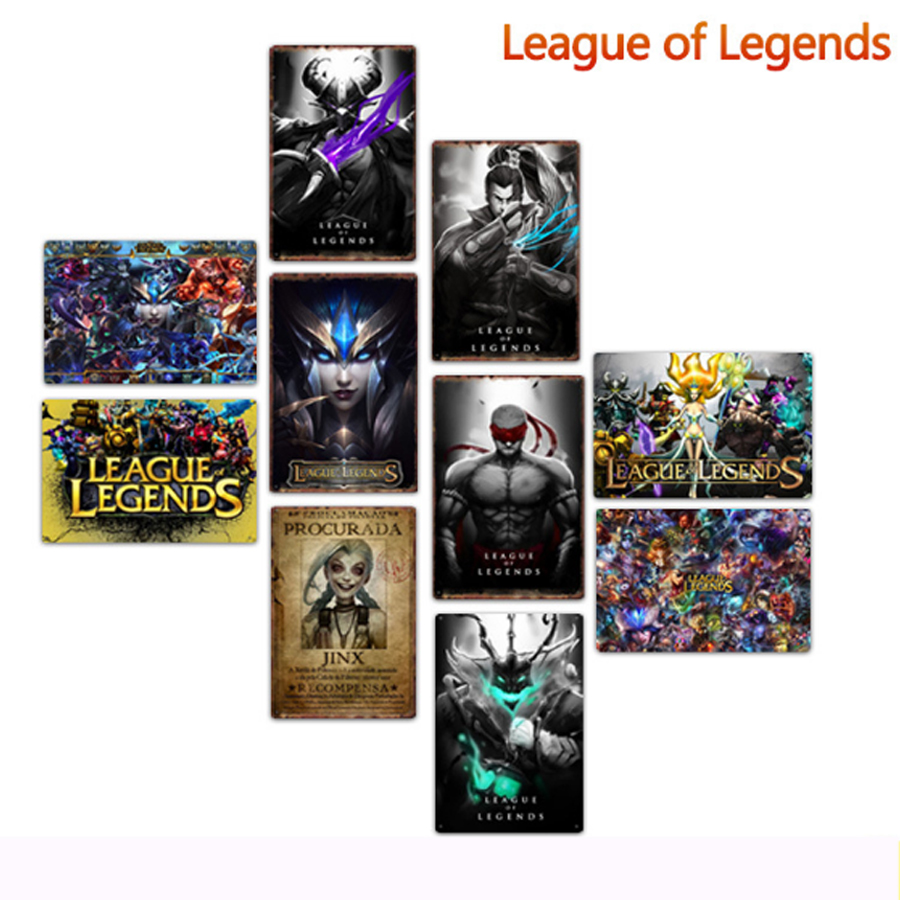 Poster A3 League Of Legends Ahri LOL Videojuego Videogame 04