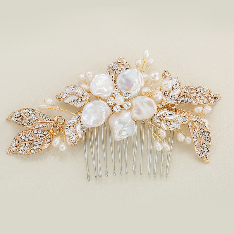 Pearl HairComb (1)