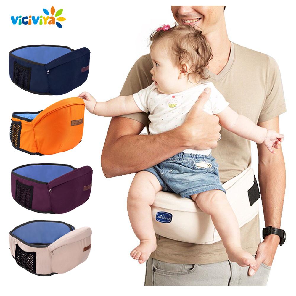 Kinder Trage Hüftsitz Lauflernschuhe Baby Schlinge Babytrage Gürtel Hüft Halten