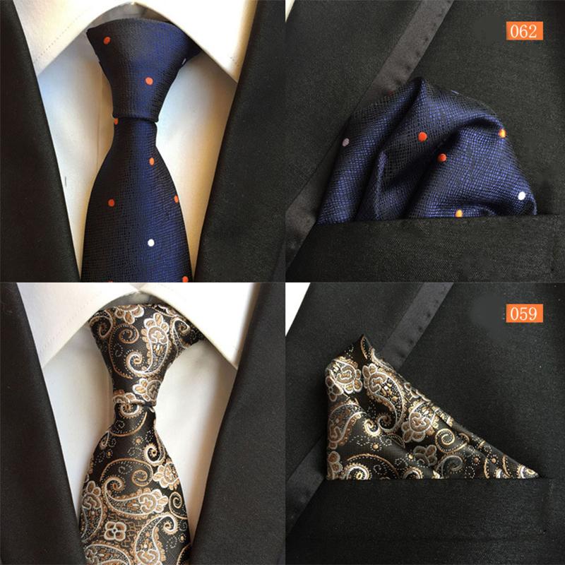 Cravatta formale da uomo classica cravatta di seta con cactus