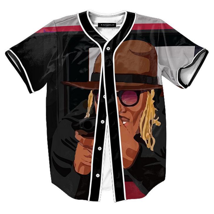 2016-Trend-Fashion-Casual-Baseball-Shirt-3d-print-flower-floral-Baseball-shirt-casual-Korean-style-Harajuku (1)