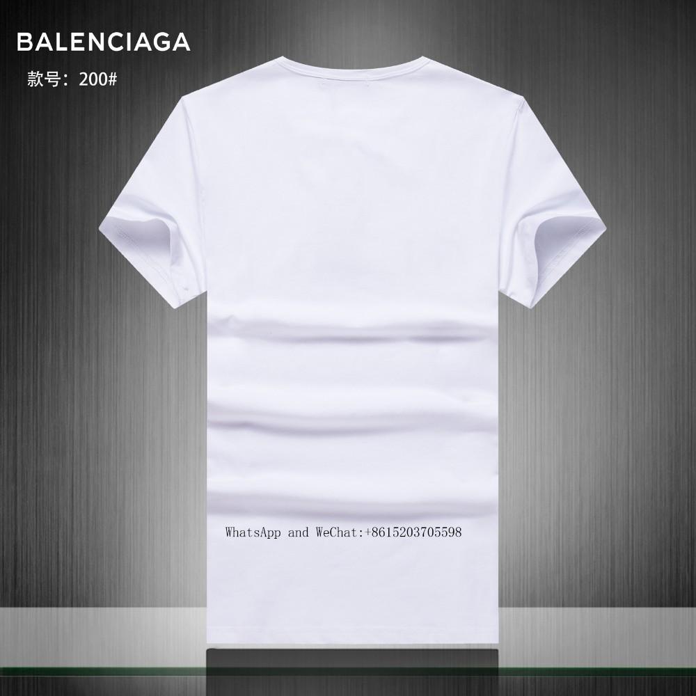 T-shirt à col rond et à manches courtes pour hommes
