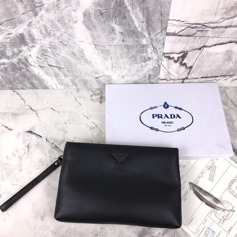 2019 Europa America New Women's Clutch Bags Tide Envelope Bag Donna Moda in pelle nera