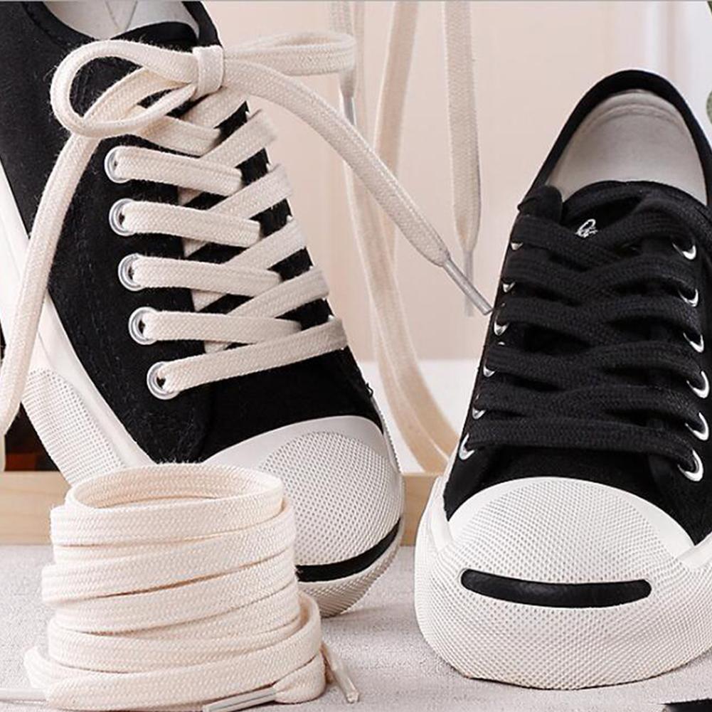 Flat Waxed Boot Lace Shoe String Shoelace Sneaker Desert Boots 100 120 140cm LOT