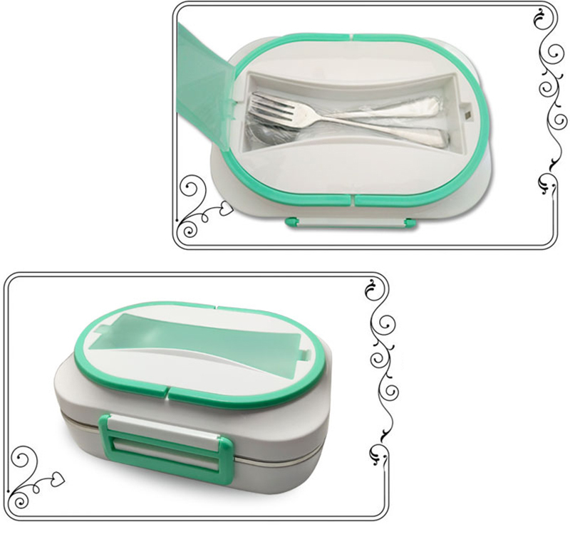 Electric lunch box stainless steel lunch box27