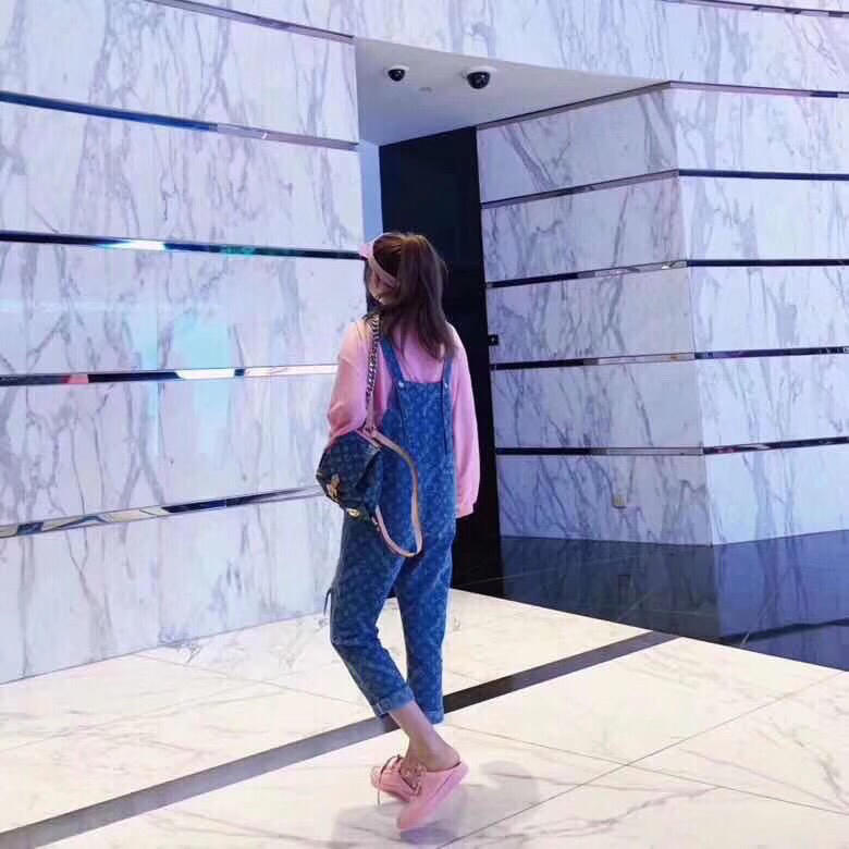 women clothes High Quality Unisex Adjustable jeans Pants back Elastic Adjustable Braces Suspenders womens jeans jumpsuit Women Jumpsuits