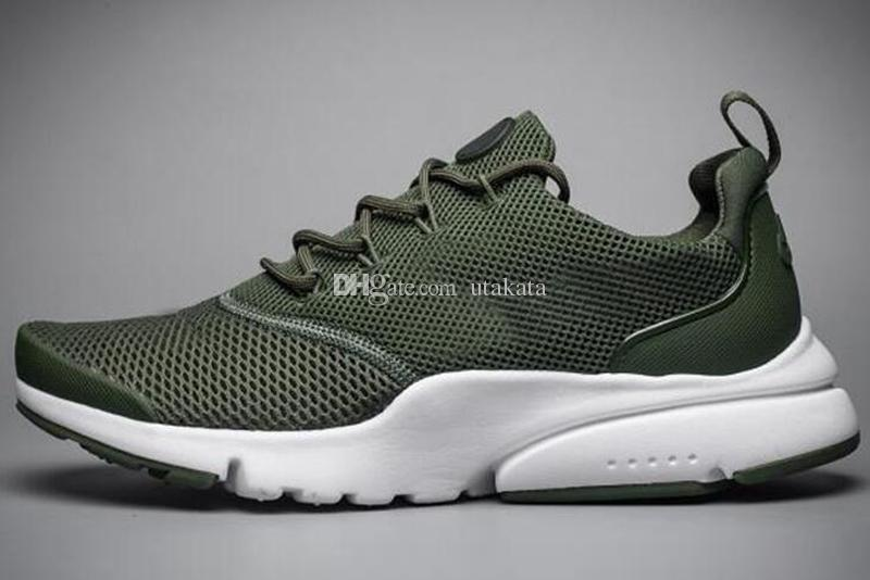 Classic Men Big Discount New Fashion Presto Fly Wire V3 Running Shoes For Men Athletic Sports Sneakers