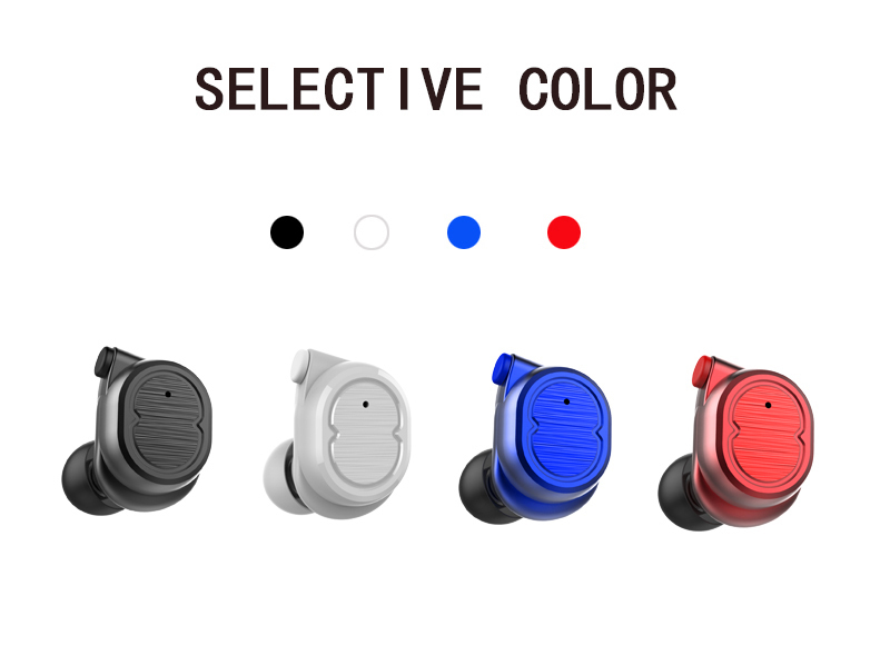 Yi08 Tws Earphone Mini Wireless Headphones Bluetooth 5.0 Touch Control Waterproof Ipx5 Headset For Iphone Xiaomi Phone Lowestlow price