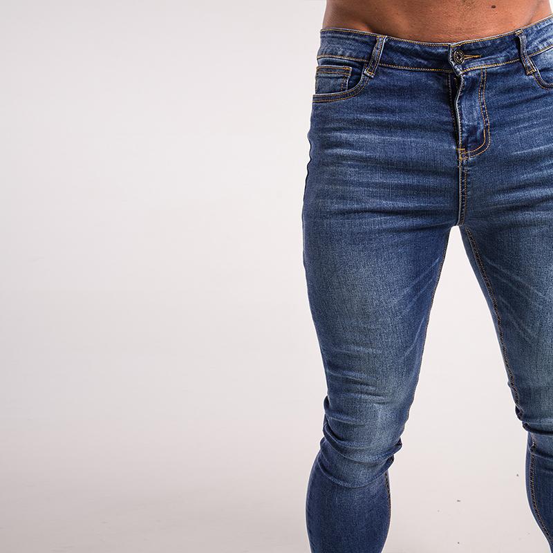 gingtto-mens-skinny-jeans-blue-denim-super-spray-on-street-fashion-zm05-4