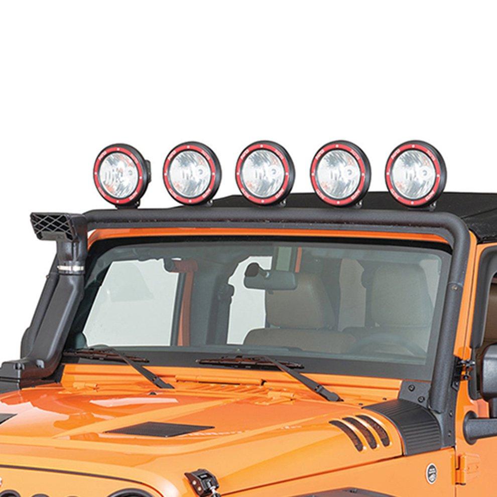 7 дюймов 100 Вт огни HID ксенон 12 в супер яркое пятно света Off Road работа лампы открытый Ночной свет