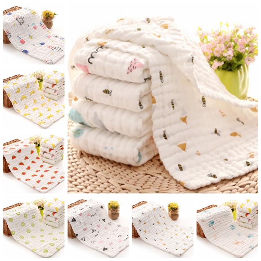 Pack Baby Gesicht Hand Handtücher Baumwolle Wischen Wäsche Tuch.CN Soft 8Pcs