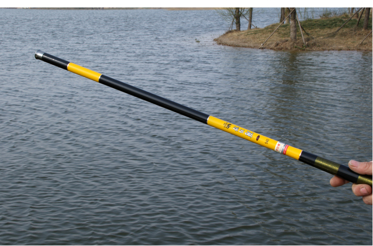 High Carbon Stream Rod 3.6M 4.5M 5.4M 6.3M 7.2M Ultralight Super Hard Hand Pole High Quality Fishing Stick Special Fishing Equipment