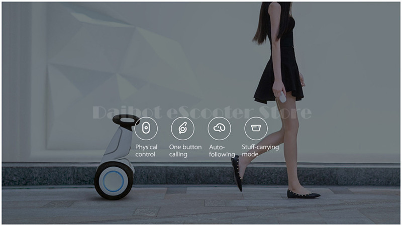 Daibot Electric Scooter Adults Two Wheels Self Balancing Scooters 10 Inch 54V 700W Smart Balance Hoverboard With BluetoothAPP (12)