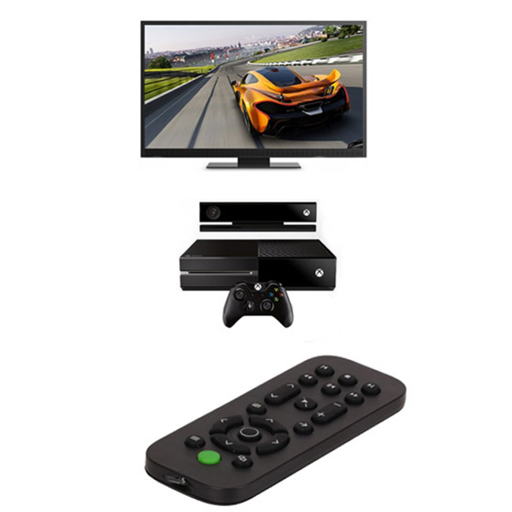 New Media Remote Control Controller DVD Entertainment Multimedia for Microsoft XBOX ONE Console Multimedia Remote for XBOXONE