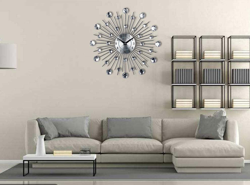 3 Wall Clock modern design