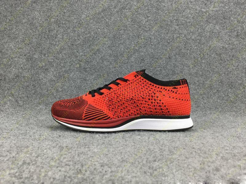 Fly Men Women Racer Running Shoes Top Quality Lightweight Breathable Athletic Outdoor Sneakers SIZE 36-45