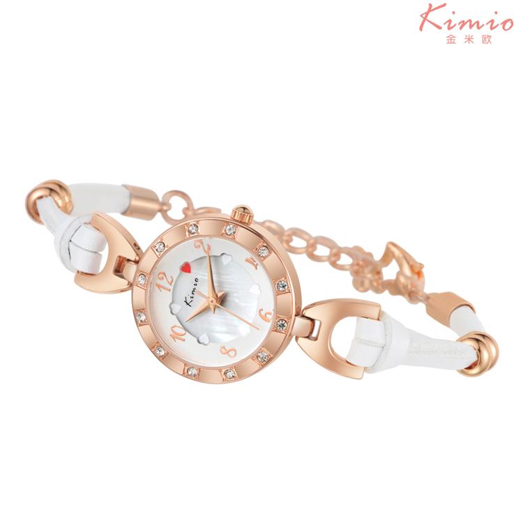 كيميو 540 المرأة ووتش الكوارتز ماء اليابان movt ووتش الأسعار الأصلية سيدة الماس اللباس الساعات reloj موهير