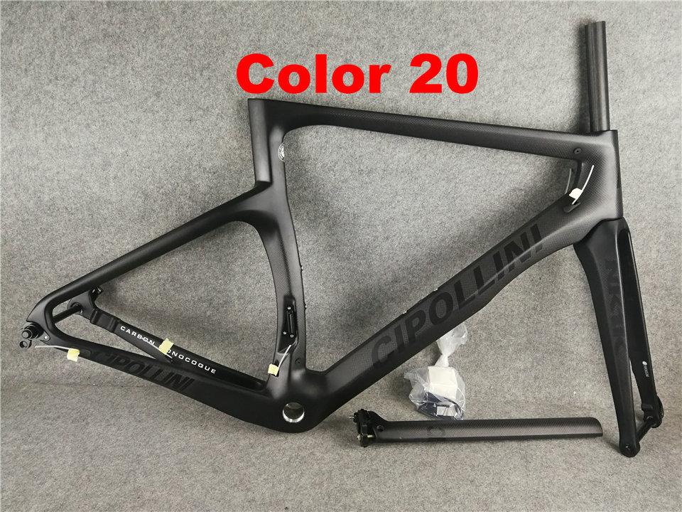 20 Cipollini NK1K 3K Di2 Carbon Bike Frame