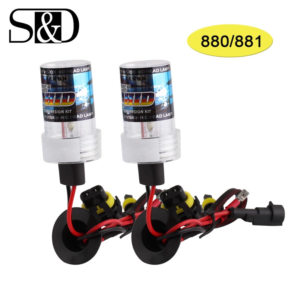 2x HB4 Front Fog Light Bulbs 55w Ultra Bright Tint Xenon HID Upgrade Pair