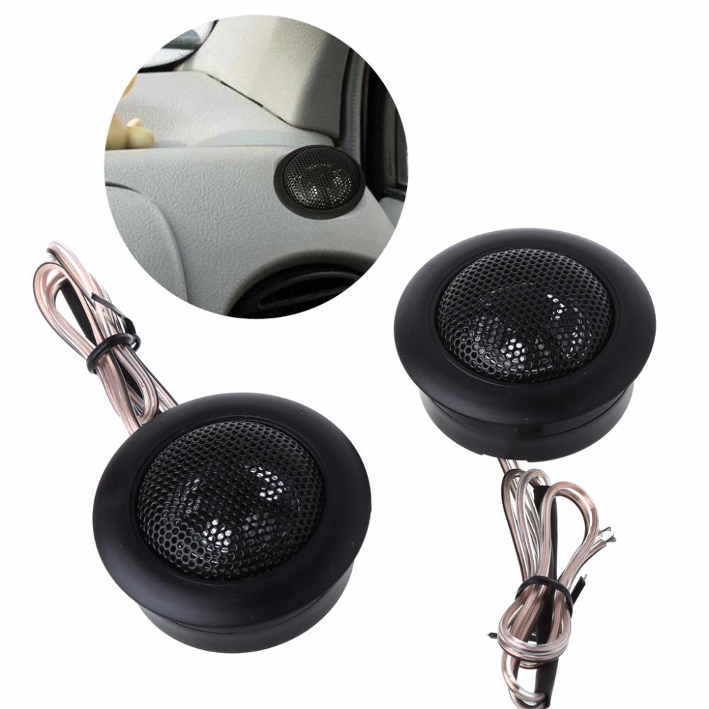 12V 150W KIMISS 1 Paire de Haut-parleur Puissant Haut-parleur D/ôme Audio mini Puissance Voiture