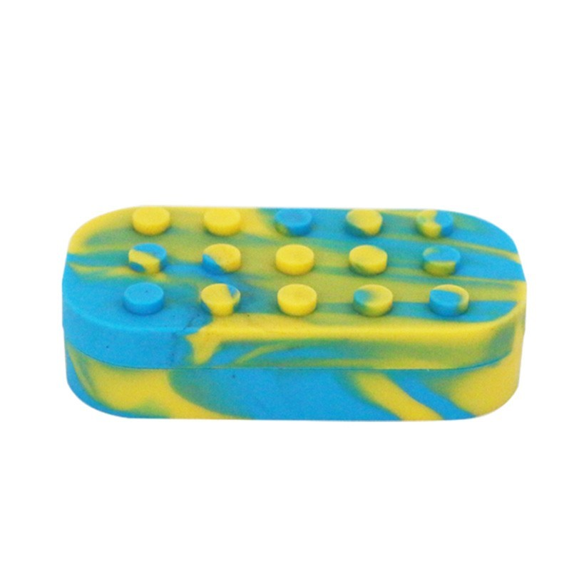 silicone concentrate oil containers