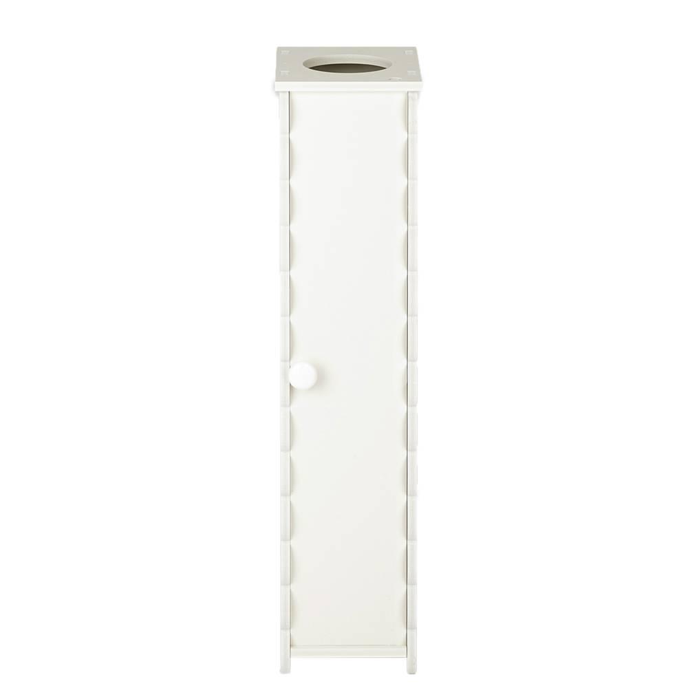 Armoire Haute De Salle De Bain serviette de papier stockage raffinez porte salle de bain porte-armoire  67.5cm haute pvc stockage