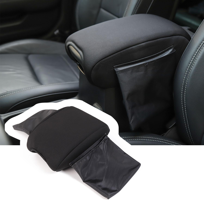 SODIAL Auto-Mittelkonsolen-Abdeckungs-Armlehnen-Kasten-Auflage f/ür Tesla Model 3-Mittelkonsolen-Abdeckungs-Armlehnen-Auflage