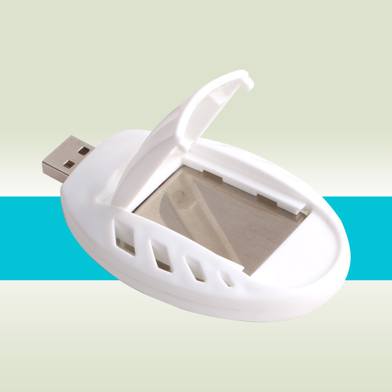 Chiclits Portable Electric USB Mosquito Repellent Heater Pest Fly Insect Moth Trap Heater Home Outdoor Car Mosquito Killer (1)
