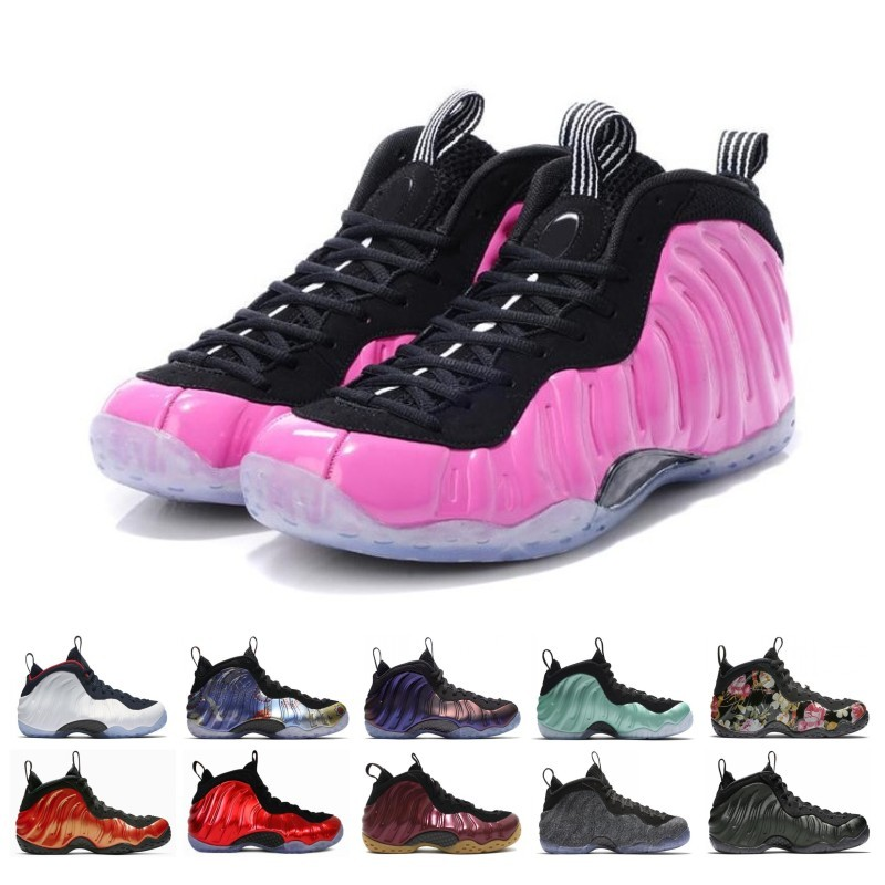 USA pas cher Vente Penny Hardaway Hommes Chaussures de basket Abalone Doernbecher Ben Gordon Toison mousse Obsidian Autre Galaxy Sport Chaussures