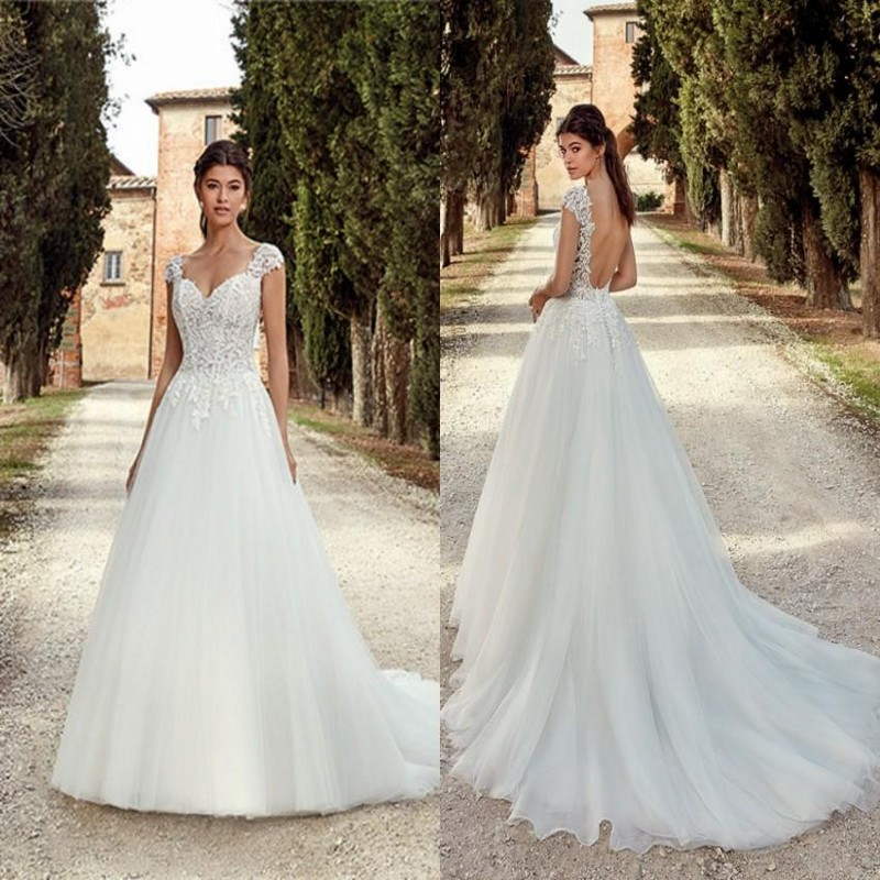 Wholesale Weddings Dresses Low Back Buy Cheap In Bulk From China Suppliers With Coupon Dhgate Com