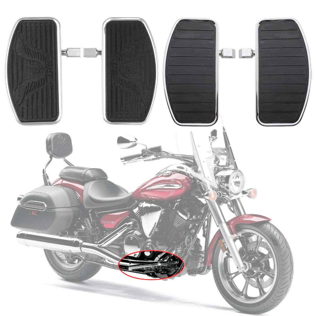 Filtro de aire para Yamaha Dragstar V-Star 650 XVS650 XVS650A Areyourshop