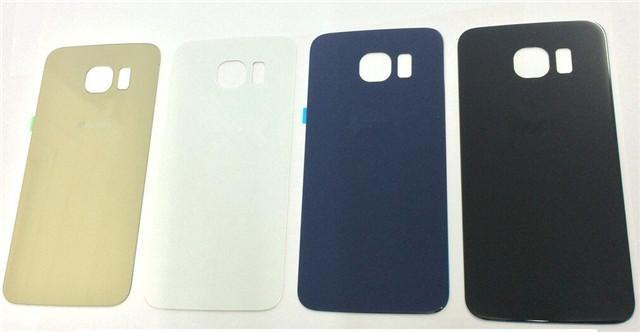 100% OEM New No Scratch Glass Battery Cover Rear Back Door Case For Samsung Galaxy S6 G920 G920F G920A G920T
