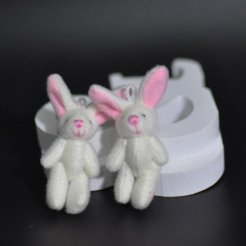 4.5CM Plush Rabbit Bunny 9