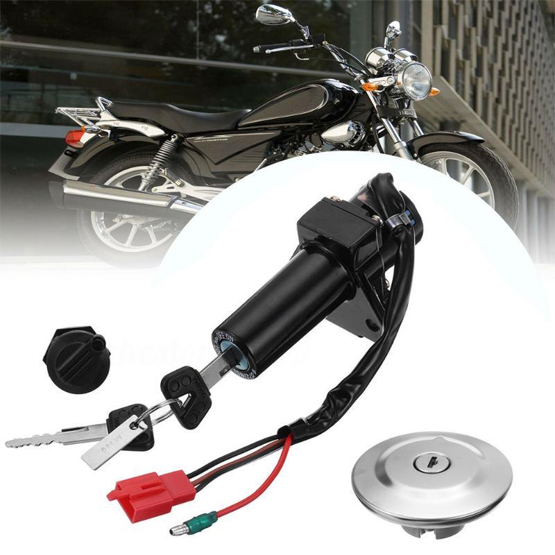 backbayia tapa de dep/ósito de combustible Gasolina para ATV moto